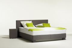 Softside mit Boxspring-Optik